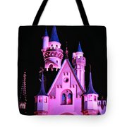 Aurora's Castle Tote Bag