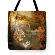 Autumn Afterglow Tote Bag