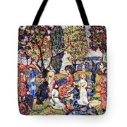 Autumn - Digital Remastered Edition Tote Bag