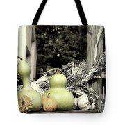 Autumn Farm Stand Tote Bag