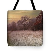 Autumn Frost Tote Bag
