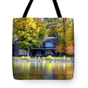 Autumn House Canvas Print, Photographic Print, Art Print, Framed Print, Greeting Card, Iphone Case, Tote Bag by David Millenheft