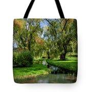 Autumn In Grand-pre Tote Bag