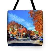Autumn In Pullman Tote Bag