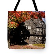 Autumn In Salem Tote Bag