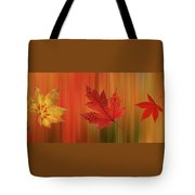 Autumn Spirit Panoramic Tote Bag