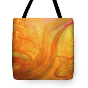 Autumn Transformation Tote Bag