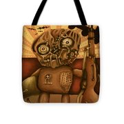 Avenge Your Holes Tote Bag