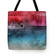 Awakened 4-  Abstract Art By Linda Woods Tote Bag
