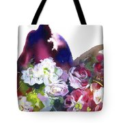 Awakening Of Nature. Tote Bag