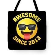 Awemoji 2013 Tote Bag