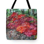 Azaleas National Arboretum 201836 Tote Bag