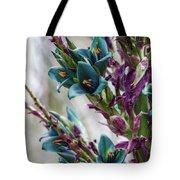 Azure Dreams Tote Bag by Laura Roberts
