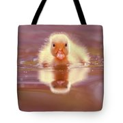 Baby Animal Series - Baby Duckling Tote Bag