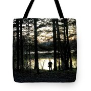 Back To Camp Tote Bag