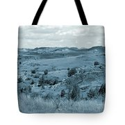 Badlands Cloud Shadows Tote Bag