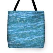 Bahamas Blue Tote Bag