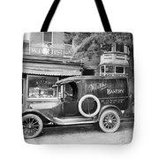 Bakery Car, C1915 Tote Bag