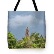 Bald Head Island Lighthouse Tote Bag