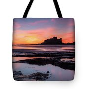 Bamburgh Castle Bam0032 Tote Bag