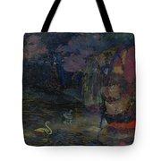 Baranoff-rossine Vladimir  1888-1944  Fairy Lake Tote Bag