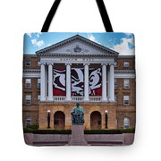 Bascom Hall - Madison - Wisconsin Tote Bag