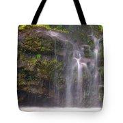 Base Of Waimoku Falls Tote Bag