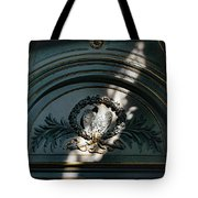Basilica Of Santa Sabina Tote Bag
