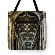 Basilica Papale Di San Paolo Fuori Le Mura Tote Bag