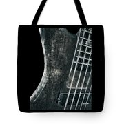 Bass Guitar Musician Player Metal Rock Tote Bag