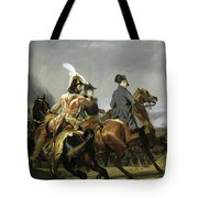 Bataille D'iena Tote Bag