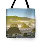Bay In California Tote Bag