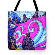 Beads Please Tote Bag