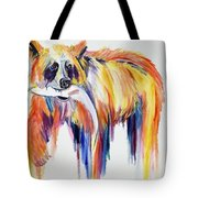 Bear Snack Tote Bag