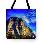 Beautiful El Capitan Tote Bag