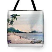 Beautiful Goa Beach Tote Bag