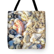 Beauty At The Beach Tote Bag