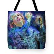 Beck Singer Songwriter Tote Bag