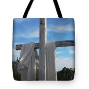 Behold, He Is Coming With The Clouds, Tote Bag