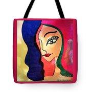 Belle Dame Tote Bag