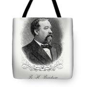 Benjamin Bristow Tote Bag