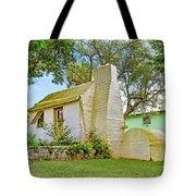 Bermuda Botanical Gardens Cottage Tote Bag