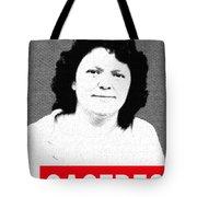 Berta Caceres Tote Bag by MB Dallocchio