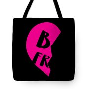 Best Friends Of Three Best Friends Part 1 Gift Idea Tote Bag