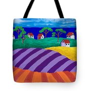 Best Of Two Worlds Tote Bag