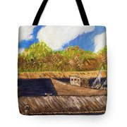 Betty Ann Tote Bag by Randy Sylvia
