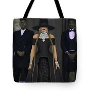 Beyonce - Formation 3 Tote Bag