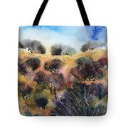 Beyond The Hills Tote Bag
