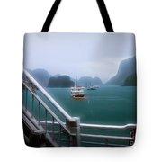Bhaya Cruise Line Ha Long Bay  Tote Bag