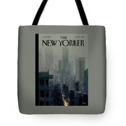 Big City Tote Bag